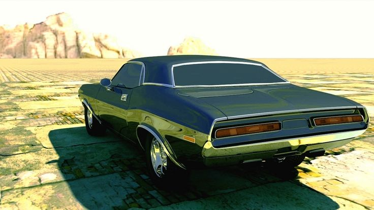 3D old car by stanculau.deviantart.com on @deviantART