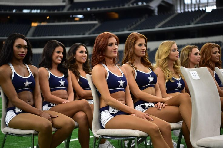A look at some of our favorite photos from 2016 Dallas Cowboys Cheerleaders final auditions. Presented by Tangerine Salons.