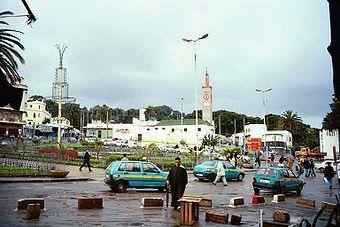 Grand Socco - Tangier, Morocco