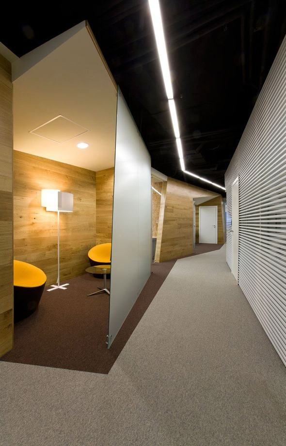 Corridor Design: 1000+ Images About Office Interiors