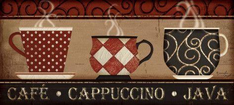 Café - Cappuccino - Java