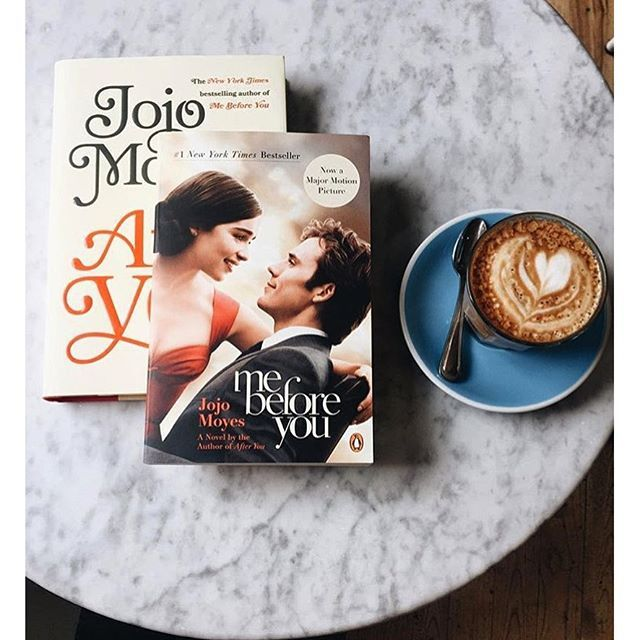 It's almost time to see ME BEFORE YOU on the big screen! :clapper: Have you read the book yet?! Get all the feels from the story before the film releases June 3rd! ..Regram from our friends at @vikingbooks! :camera: ..#bookstagram #bookrecommendation