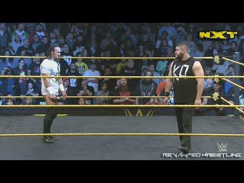 WWE NXT December 18 2014 Kevin Owens vs Adrian Neville - WWE NXT 12/18/14