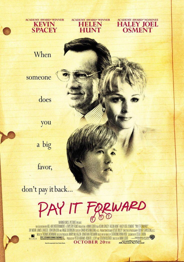 Постеры: Заплати другому (с изображениями)   Постер фильма ...  Заплати Другому Цитаты