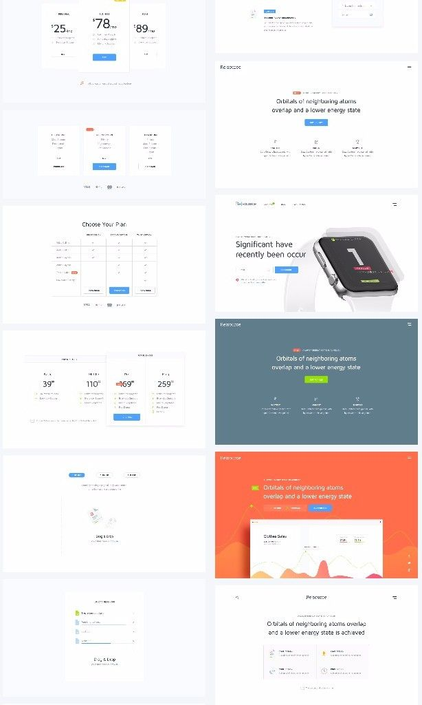 UI Kit Resource for Sketch and Photoshop. Download - https://goo.gl/uHWbt0