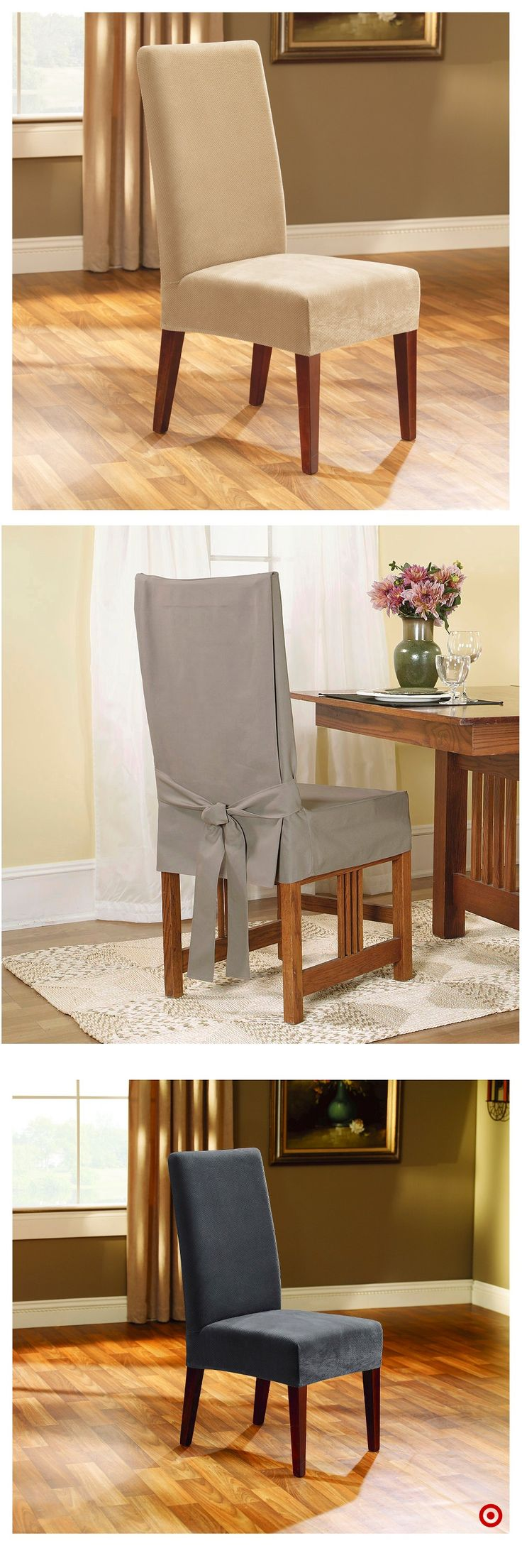 Shop Target for dining chair slipcover you will love at great low prices. Free shipping on all orders or free same-day pick-up in store.