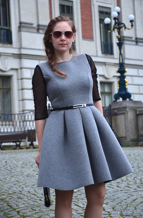 Neopren dress