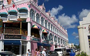 Oranjastad, Aruba. Weather just like this we enjoyed in January.