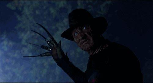 He'll take on Jason Voorhees with no fear. | 16 Reasons Freddy Krueger Is The Best Horror Serial Killer