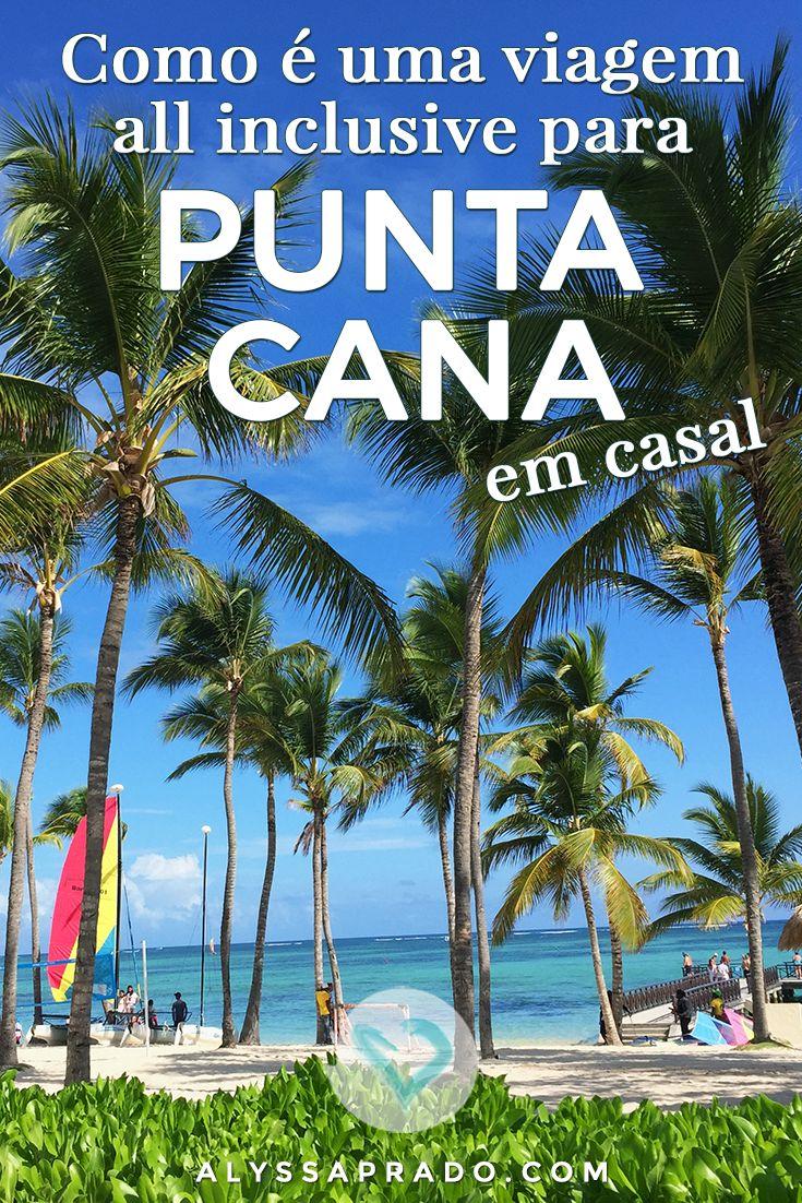 Curiosa para saber como é uma viagem para Punta Cana em casal? Hotéis tudo incluído, mar azul e calor, esse é um ótimo destino para lua de mel ou férias! Veja o post completo: http://alyssaprado.com/viagem-para-punta-cana-em-casal/