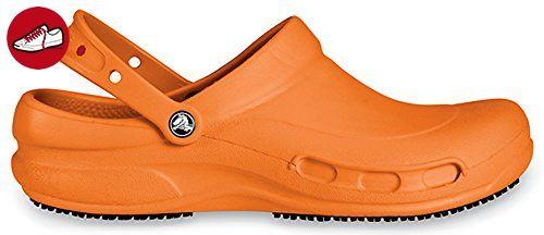 CROCS Schuhe - Clogs BISTRO BATALI Edition - orange, Größe:37-38 - Crocs schuhe (*Partner-Link)