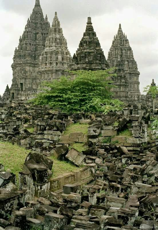 Prambaran ... central Java.. Indonesia