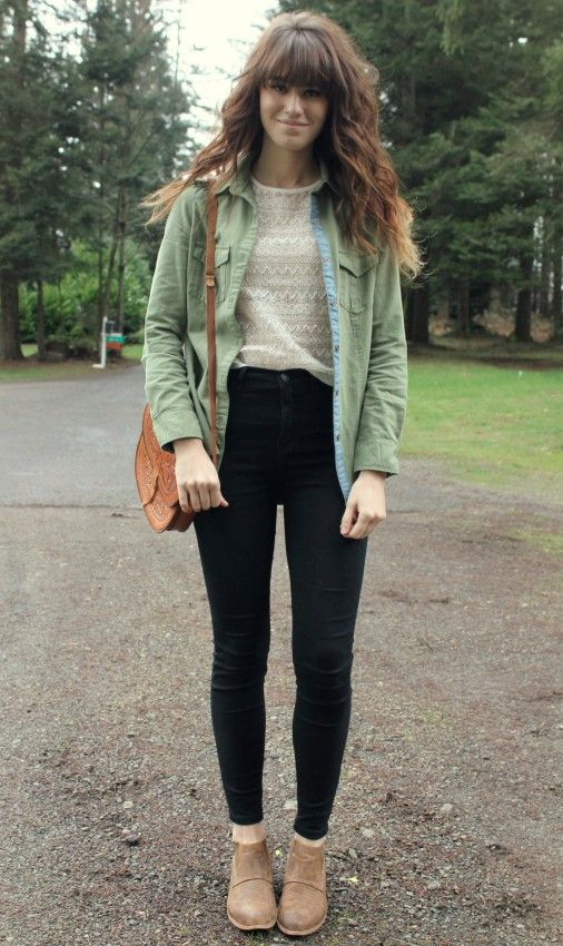 9 best images about High waisted jeans. on Pinterest | Brown boots ...