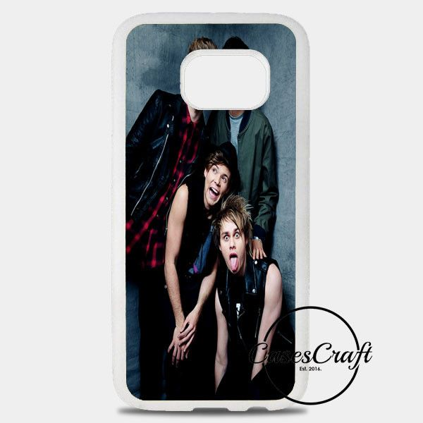 5 Second Of Summer Personel Act Samsung Galaxy S8 Plus Case | casescraft