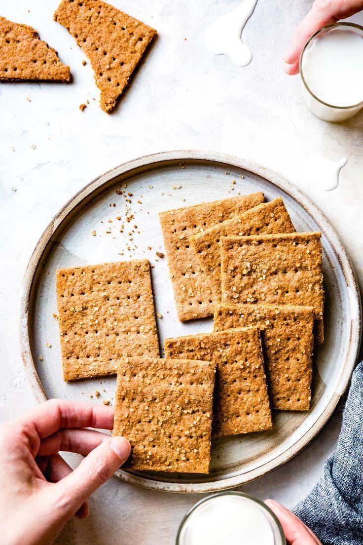 Gluten free graham crackers recipe homemade crackers