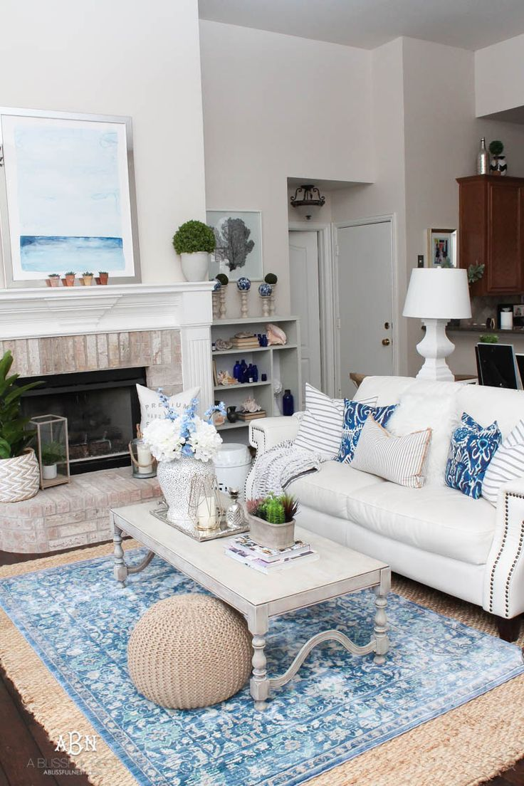 122 Best Living & Family Room Spaces Images On Pinterest  Living Gorgeous Family Living Room 2018