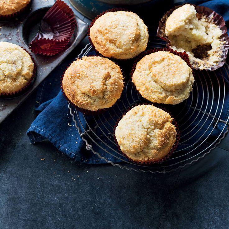 How to make Banana & Quinoa Muffins #Banana #Quinoa #Muffins