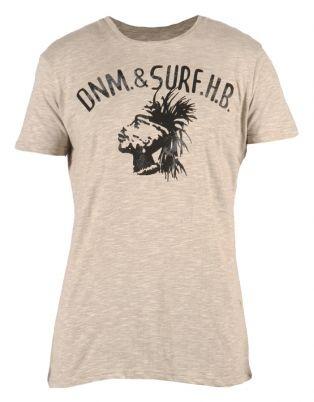 Holmes Bros Mens Zulu Denim T-Shirt