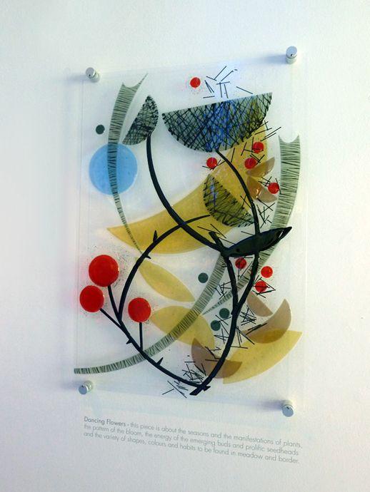 Wall panels | Melt Designs Glass Art
