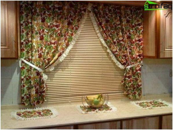17 mejores ideas sobre cortinas para cocina fotos en pinterest ...