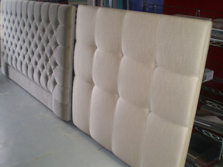 Jaro Can Custom Make All Types Of Bed Heads Including Diamond Tufted Soft Blind