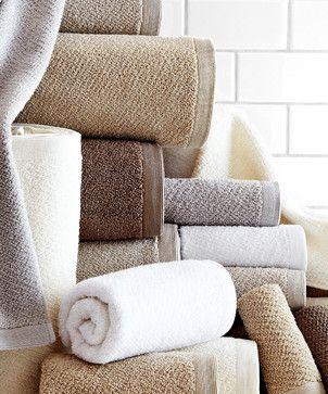 Jubilee Bath Mat, Linen - transitional - Bath Mats - Bliss Home & Design
