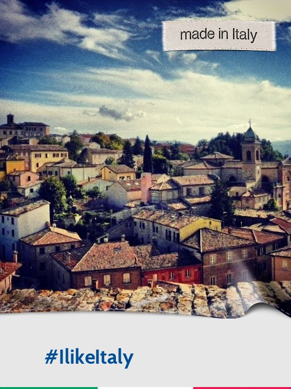 @_sil79_: #Verrucchio, #Rimini #ilikeitaly