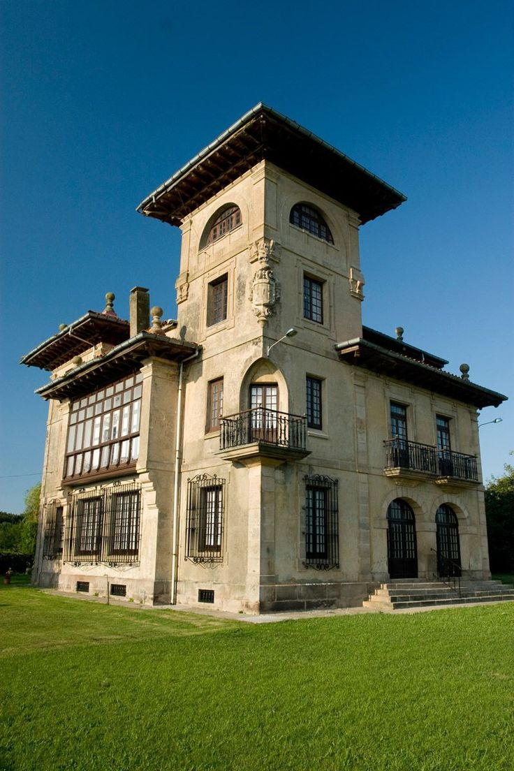 Palacio de Güemes, en #Bareyo #Cantabria #Spain #Travel