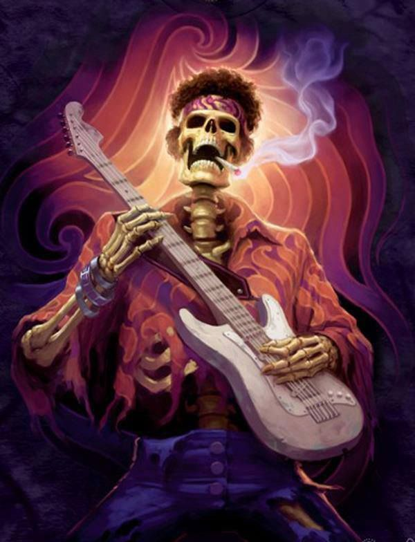 Un peu macabre... 0fef4a739a1235ac3e8dcd39baad0e54--badass-skulls-tattoo-studio