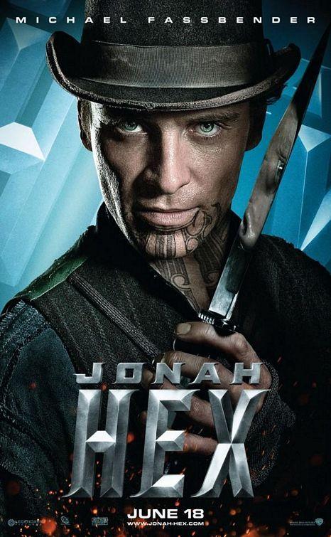 Jonah hex movie poster Megan Fox