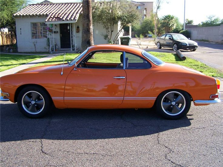 Volkswagen Karmann Ghia for Sale in las vegas nevada | 1971 VOLKSWAGEN KARMANN GHIA Lot 17 | Barrett-Jackson Auction Company