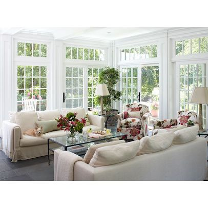 Sun Room Design Ideas, Pictures, Remodel, and Decor - page 8