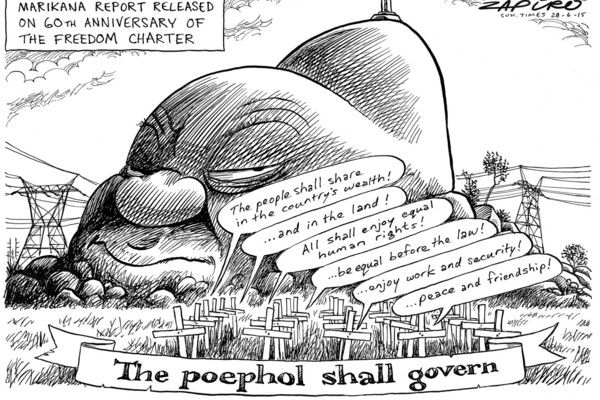 Zapiro: The P#@%&*! shall govern - Mail & Guardian