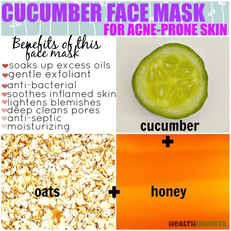 Refreshing Cucumber Face Mask Recipes to Nourish your Skin