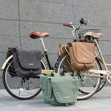 Pedalpro Double Waterproof Bicycle Rear Rack Pannier Top Bag Bike/cycle Commuter