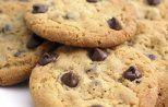 La recette des cookies aux pépites de chocolat sans gluten et sans lactose