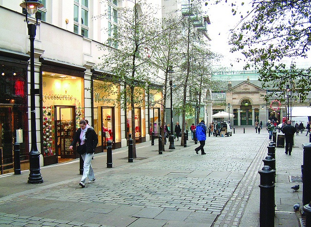 Street - Covent Garden by PortlandDevelopments, via Flickr