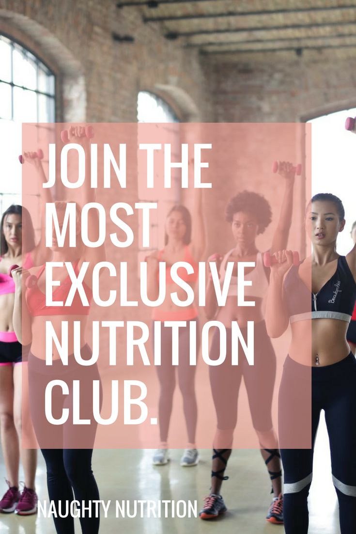 Join the most exclusive nutrition club and fitness tips, simple health strategies, and delicious food!