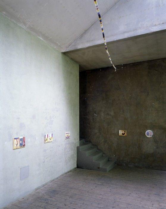 Künstleratelier : urs siegenthaler fotografie