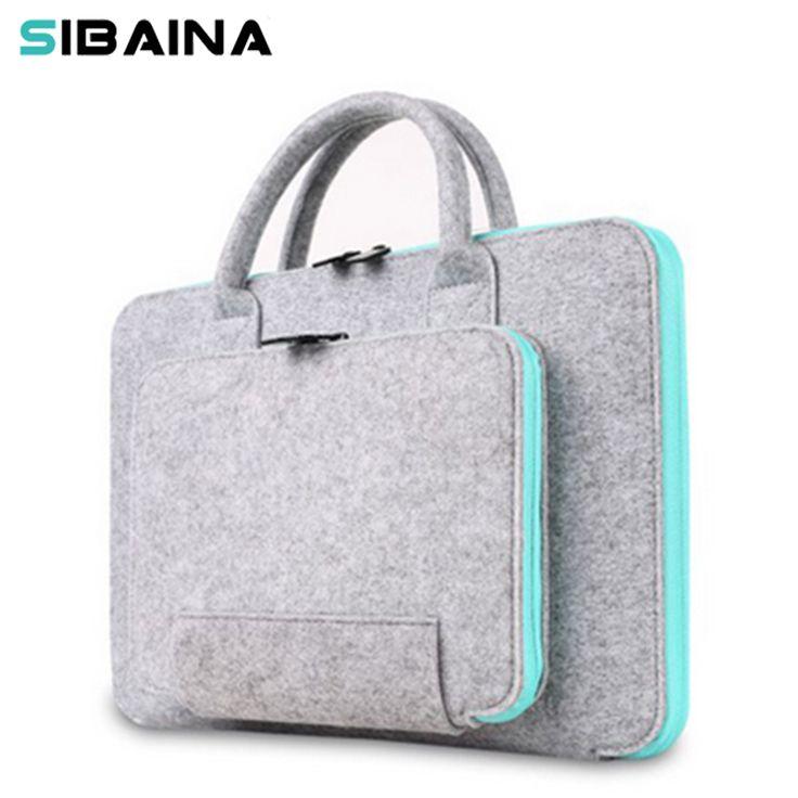 $9.49 (Buy here: https://alitems.com/g/1e8d114494ebda23ff8b16525dc3e8/?i=5&ulp=https%3A%2F%2Fwww.aliexpress.com%2Fitem%2FWool-Felt-11-13-15-inch-Universal-Notebook-Computer-Laptop-Sleeve-Bag-Case-for-Macbook-Air%2F32783143432.html ) Wool Felt 11 13 15 inch Universal Notebook Computer Laptop Sleeve Bag Case for Macbook Air Pro Retina Xiaomi HandBag Men Women for just $9.49