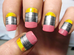 My Trendy Tykes: More great back to school ideas backtoschool trendy nails