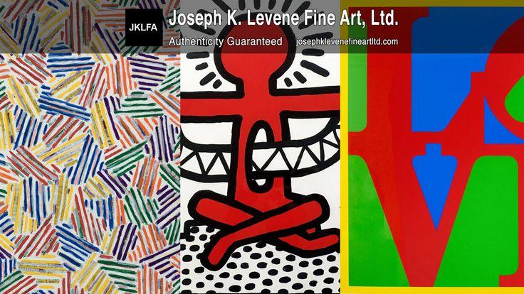 View guaranteed authentic blue-chip fine art by #JimDine, #KeithHaring, #DamienHirst, #RobertIndiana, #JeffKoons, #RoyLichtenstein, #AndyWarhol at Joseph K. Levene Fine Art, Ltd. on #eBay http://www.ebay.com/usr/josephklevenefineart Also visit josephklevenefineartltd.com or use JKLFA.com, 24/7 short-cut URL