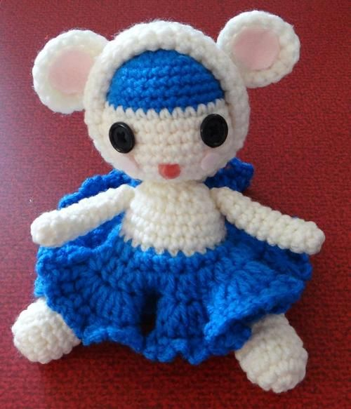 17 Best images about Crochet for dolls on Pinterest ...