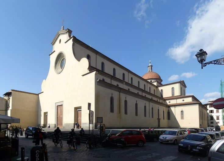 Bazylika Santo Spirito 1430-1480