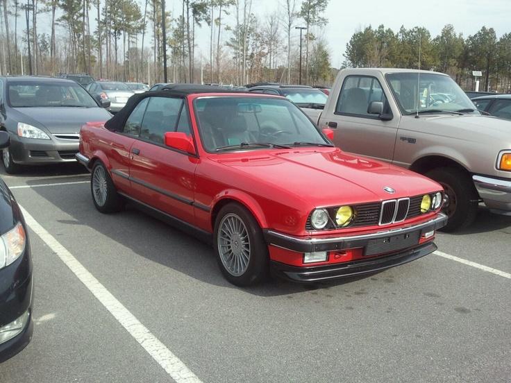 BMW 325i Cabrio ALPINA