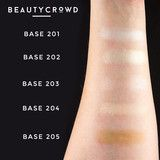 Swatches of Freedom Mono Eyeshadow in Base