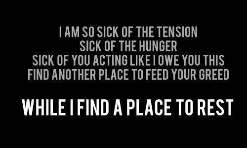 Linkin Park - A place for my head - Hybrid Theory (1999)