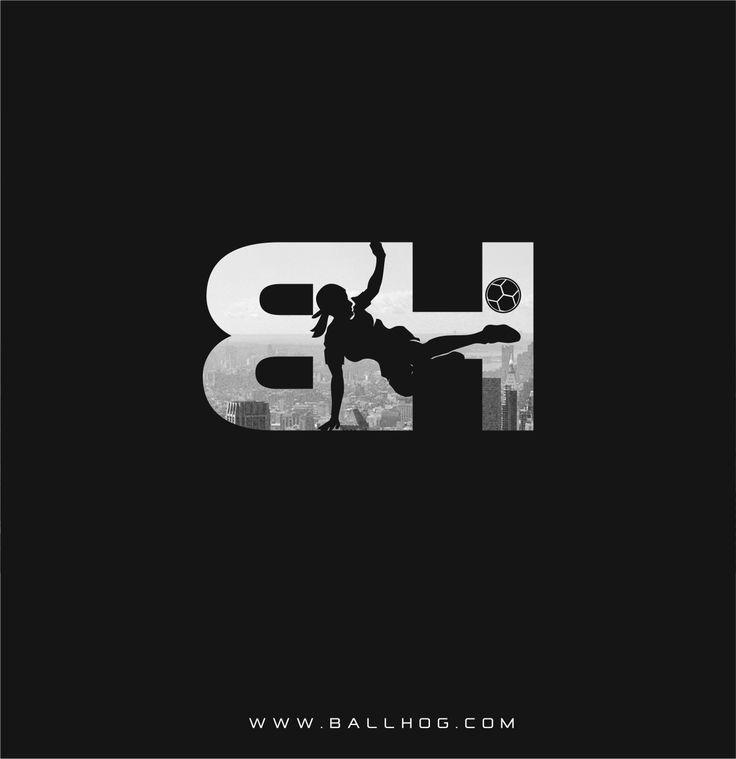 Ball Hog Production logo design.  Logo designs by me/Dito.K
