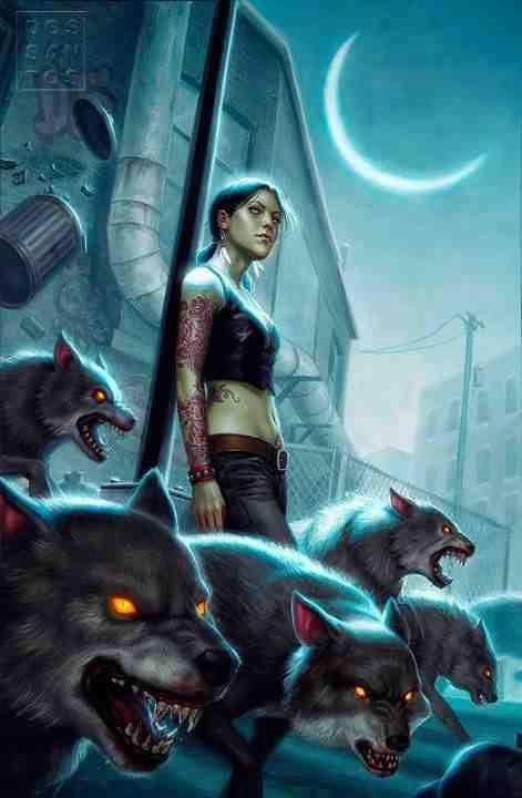 she wolf and her pack