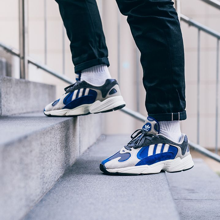 An On Foot Look At The adidas Originals Yung 1 'Alpine